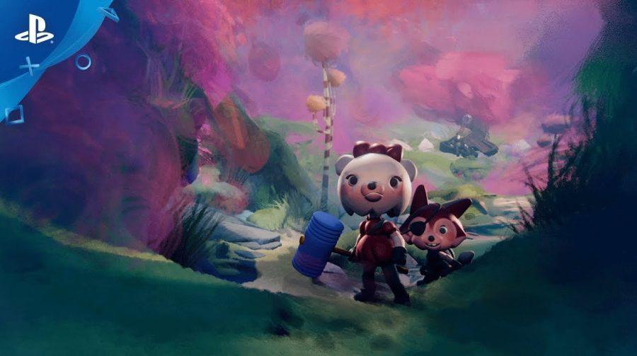 Ressurgiu! Dreams, exclusivo de PS4, recebe novo e encantador trailer
