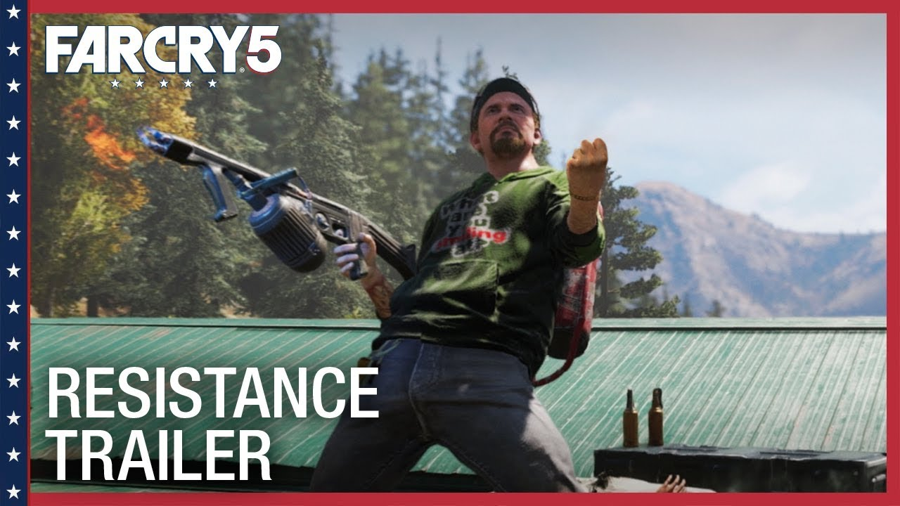 far cry 5 how to kick
