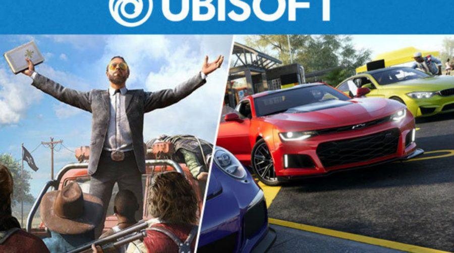 Far Cry 5 e The Crew 2 são adiados, informa Ubisoft
