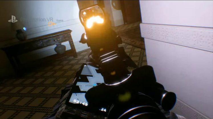 [Testamos na PSX] Shooter co-op para VR, Firewall Zero Hour empolga 3