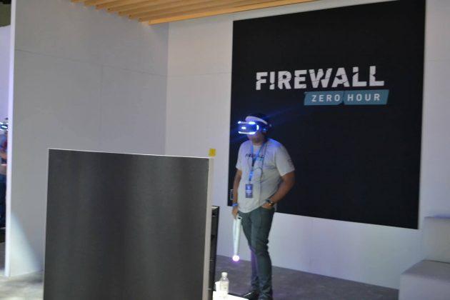 [Testamos na PSX] Shooter co-op para VR, Firewall Zero Hour empolga 1