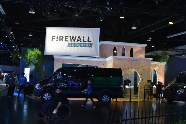 [Testamos na PSX] Shooter co-op para VR, Firewall Zero Hour empolga 2