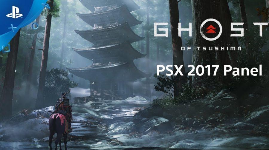 [PSX] Sucker Punch revela detalhes de criação de Ghost of Tsushima