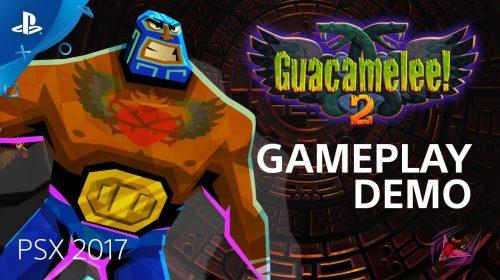 [PSX] Guacamelee! 2 ganha divertido vídeo de gameplay; confira