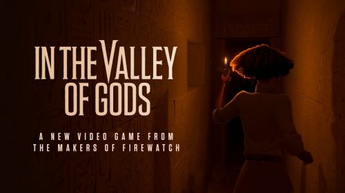 No Egito! In The Valley of Gods anunciado no TGA