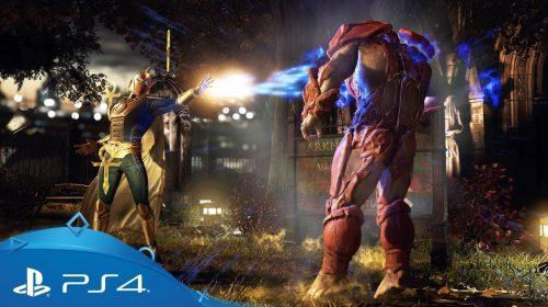 Injustice 2 terá teste gratuito no PlayStation 4 a partir de hoje (14); saiba mais