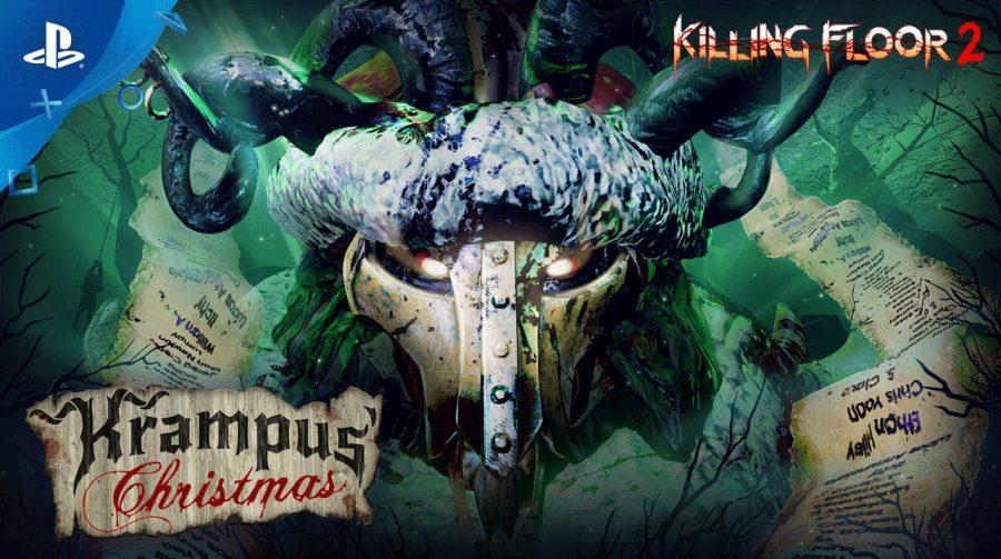 Natal macabro! Evento natalino de Killing Floor 2 adiciona novidades