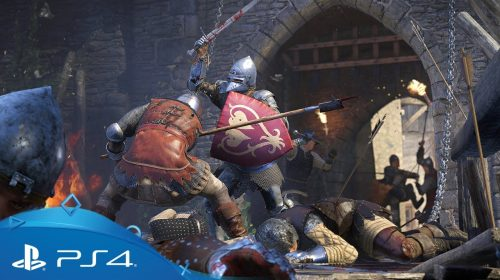 [Testamos na PSX] Kingdom Come: Deliverance é boa surpresa no evento