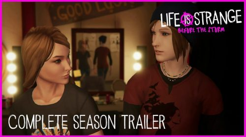 Life is Strange: Before the Storm recebe último capítulo e trailer especial