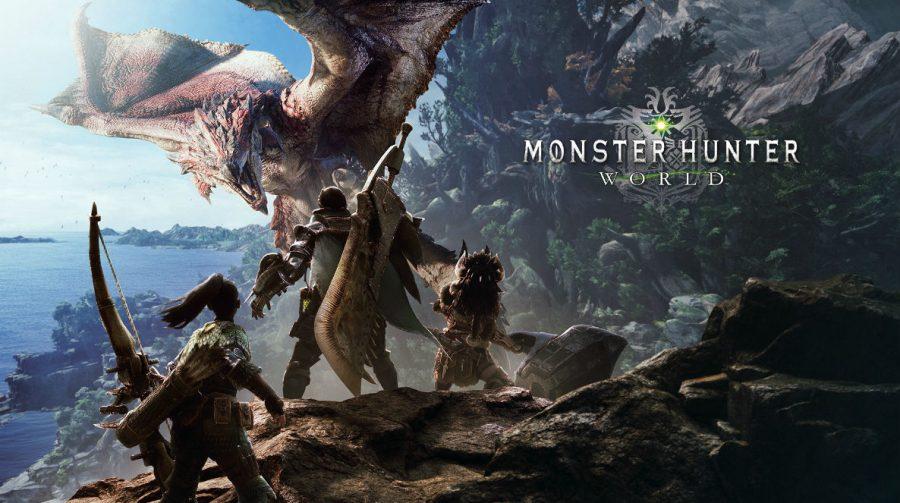 Campanha de Monster Hunter World leva entre 40h a 50h para ser concluída