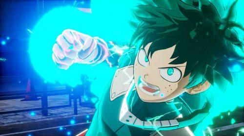 Bandai Namco revela primeiras imagens de My Hero Academia; veja