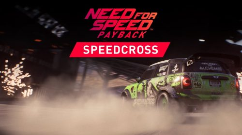 Need for Speed Payback: EA anuncia novos carros e evento Speedcross