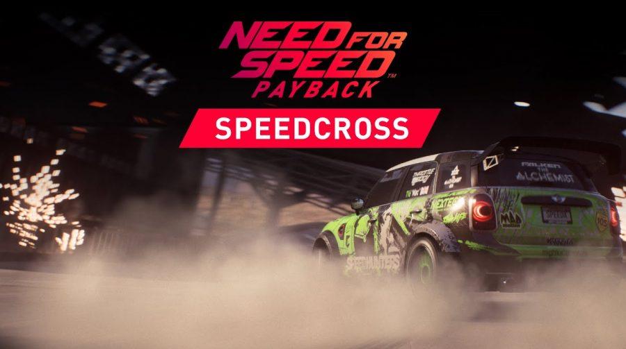 Need for Speed Payback: EA anuncia novos carros e evento Speedcross