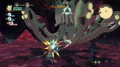 Ni no Kuni II mostra todo seu potencial em linda batalha contra um boss