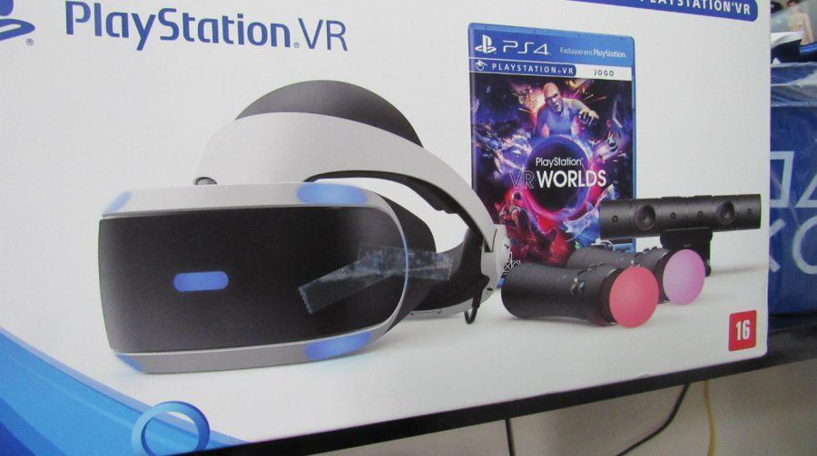 Unboxing: Pacote de lançamento do PlayStation VR no Brasil