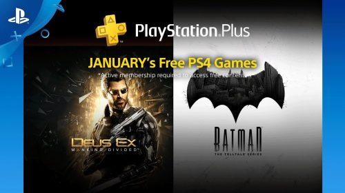 [Análises] Conheça os jogos da PlayStation Plus de Janeiro
