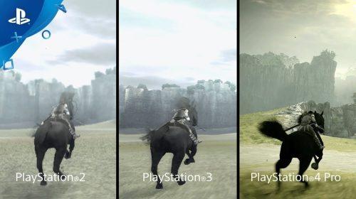 [PSX] Novo vídeo mostra melhorias de Shadow of the Colossus no PS4; assista