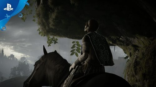 [Testamos na PSX] Shadow of the Colossus é estonteante em 4K
