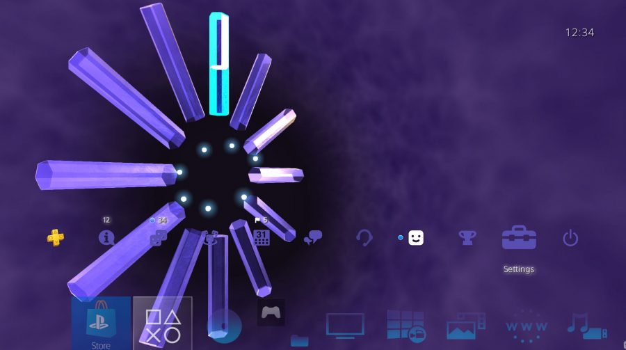 PS2 no PS4! Sony vai lançar tema dinâmico no PS4 alusivo ao PlayStation 2