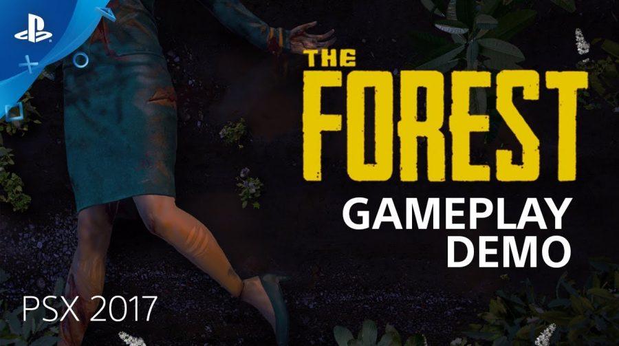 [Testamos na PSX] The Forest agrada com mix de Dead Island e Far Cry