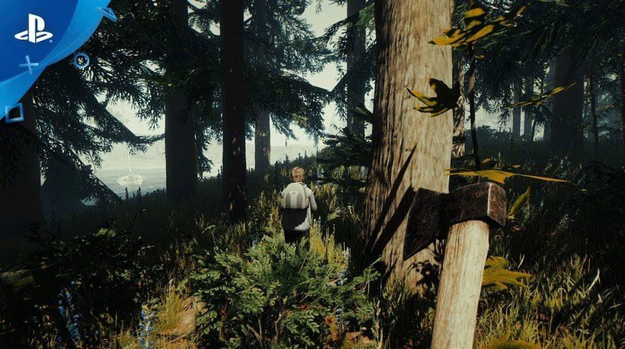 [PSX] The Forest recebe novo gameplay e promete assustar muito no PS4