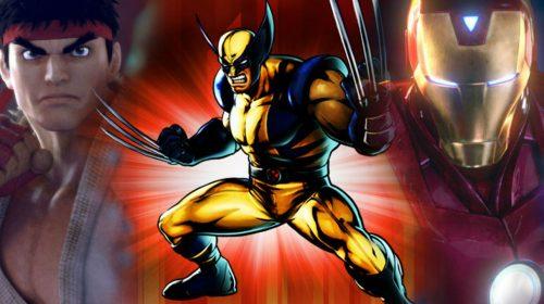 Marvel vs. Capcom pode ter o retorno dos X-Men?