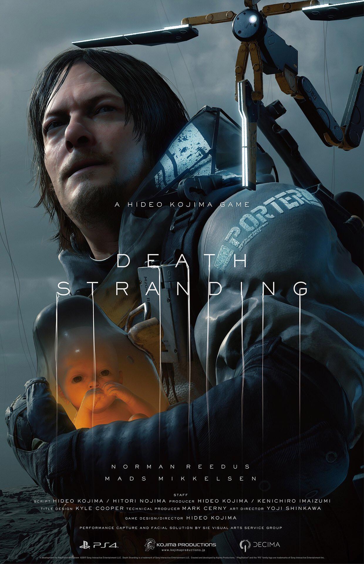 Usando a corda: o que concluir do novo trailer de Death Stranding? 1