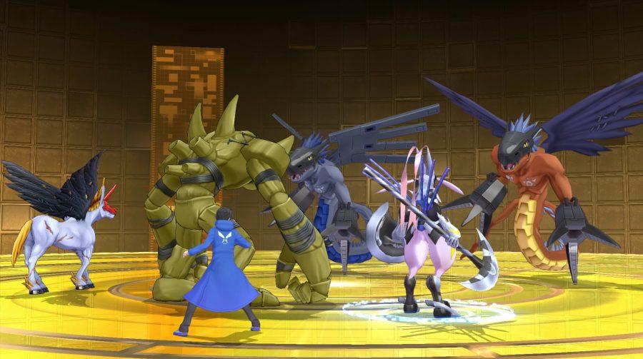 Novo trailer de Digimon Story: Cyber Sleuth Hacker's Memory revelado