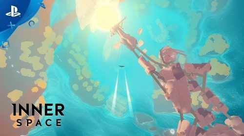 Novo título, InnerSpace, chega em Janeiro ao PlayStation 4