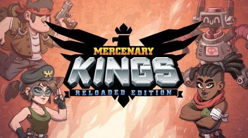 Mercenary Kings: Reloaded Edition anunciado para 6 de fevereiro; Veja