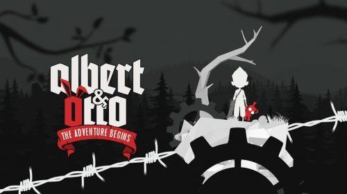 Albert e Otto, puzzle e plataforma 2D, chega este mês ao PS4