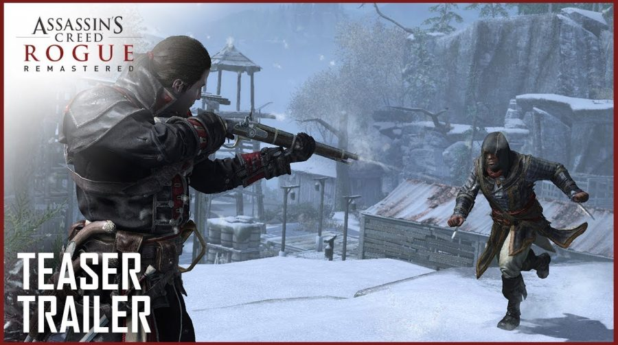 Ubisoft anuncia Assassin's Creed Rogue Remastered para PS4