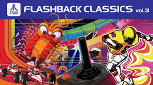 Atari Flashback Volume 3 chegará ao PS4; confira os jogos