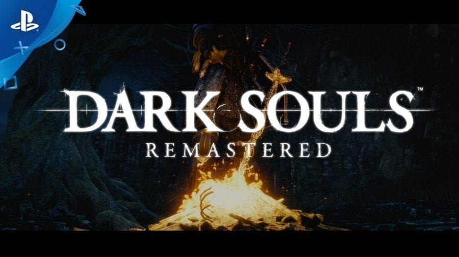 Ops! Dark Souls Remastered não contará com suporte HDR no PS4 PRO