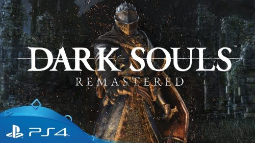 Dark Souls Remastered entra em pré-venda por R$ 180; Novo trailer