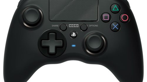 Sony mostra o Onyx Wireless, um joystick feito pela fabricante Hori