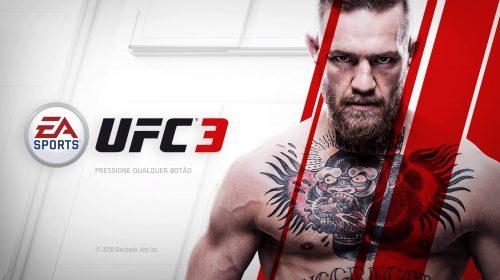 EA Sports UFC 3: Vale a pena?