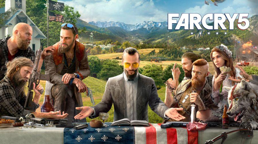 Far Cry 5 terá missão de