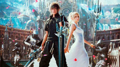 Final Fantasy XV Royal Edition é listado em site de classificação