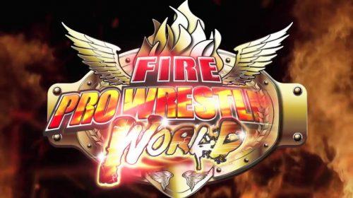 Fire Pro Wrestling World chega este ano ao PS4
