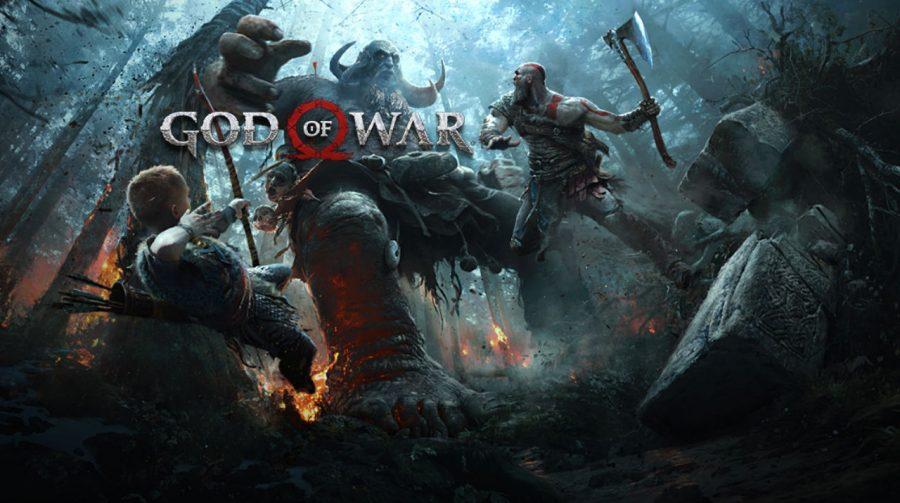 God of War vende 3,1 milhões de cópias em três dias e bate recorde