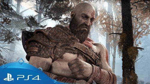 God of War poderá ganhar modo fotografia em futura atualização; detalhes