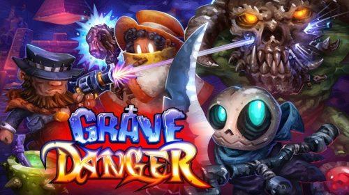 Grave Danger: The Ultimate Edition chegará ao PS4 neste ano; conheça