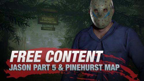 Friday the 13th: The Game receberá DLC gratuito amanhã; saiba mais