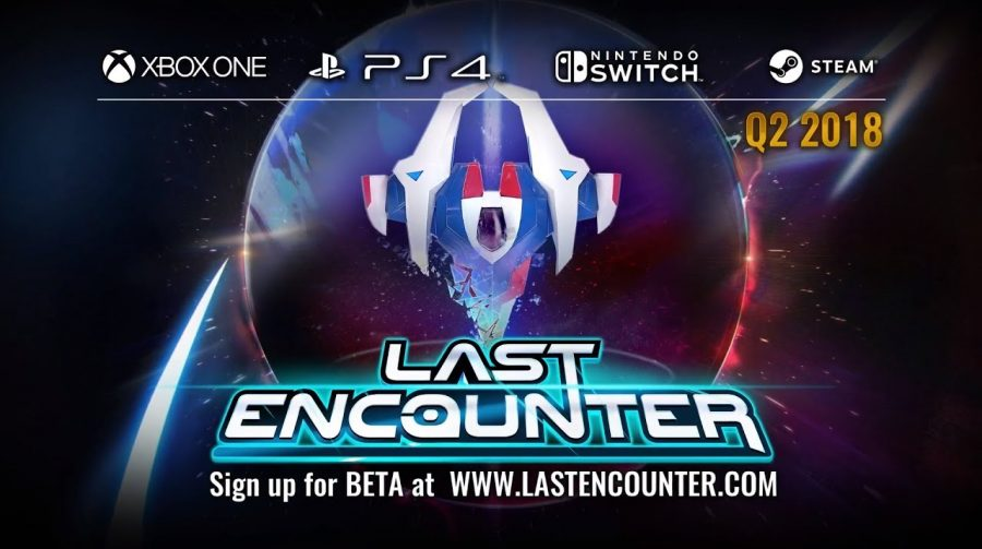 Last Encounter, jogo twin-stick espacial, anunciado para o PS4