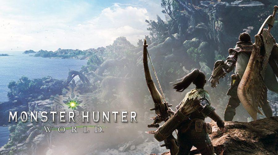 Monster Hunter World se torna o jogo mais vendido da Capcom