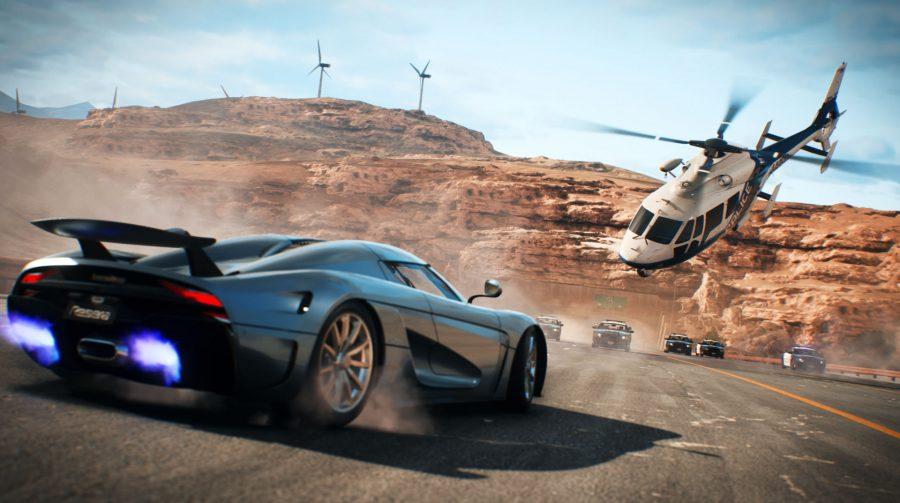 Need for Speed Payback receberá novos carros e eventos amanhã (20)