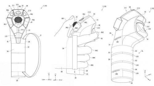 Novas patentes da Sony sugerem um joystick para o PlayStation VR