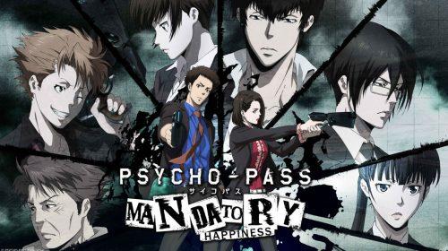 PSYCHO-PASS: Mandatory Happiness (PS4) é adicionado a PS Plus de Janeiro