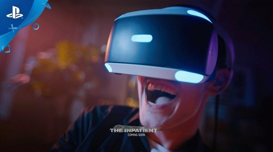 Sony espera lançar cerca de 130 títulos para o PSVR em 2018